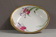 Handpainted Numbered Bowl
