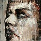 Guy Denning (British, born 1965) Kay's a Bit Special, 2008 36 x 36in (92 x 92cm) unframed