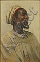 KOSLER FRANZ XAVER (1864 - 1905) Portret van een, Franz Xaver Kosler, Click for value
