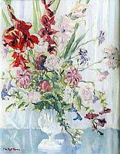 Charles Wyatt Warren (1908-1993) - Oil painting -