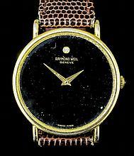 A 1970s gentleman's Raymond Weil wristwatch