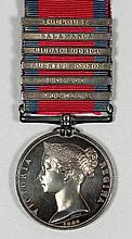 A Victoria Military General Service Medal (1793-1814)