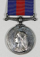 A Victoria New Zealand Medal (Second War) dated 1863-1865 to