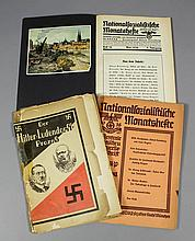 An early Nazi Party pamphlet dated Berlin 1924
