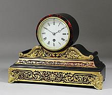 A 19th Century French mantel timepiece by Ch Vgne,