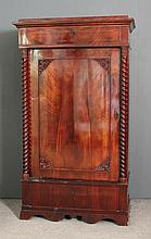 An early 19th Century Russian figured mahogany