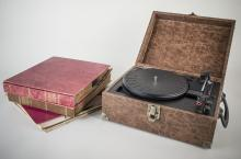 Phonograph and Records