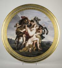Royal Vienna Porcelain Charger