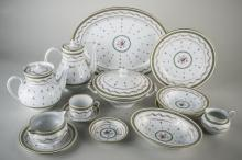 Haviland Porcelain Dinner Service