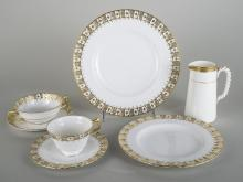 Royal Crown Derby Porcelain Dinner Service