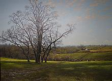 Suffolk Farm Constable Country by Maurice Harvey