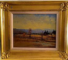 George Van Hook Desert Afternoon