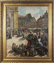 Benjamin James Bowen (Boston) Outdoor Market