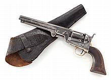 Martially mkd. Pre-Civil War Colt 1851 Navy