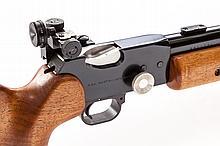 BSA Martini Int'l Single Shot Target Rifle