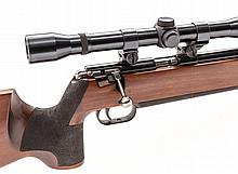 Anschutz Model 64 Silhouette Single Shot Rifle
