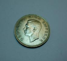 1941 NEW ZEALAND  FLORIN