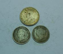 CANADA SILVER COIN LOT