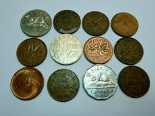 CANADIAN COIN LOT