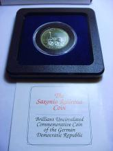 THE SAXONIA RAILROAD COIN