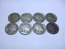 BUFFALO NICKEL LOT