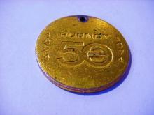 1974 MEDAL