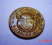 PIG MATCHING COIN