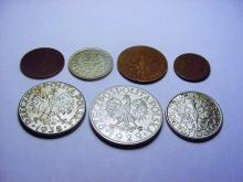 POLISH COIN LOT
