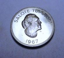 1967 TONGA 20 SENTI