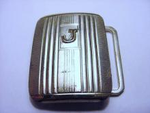 ART DECO BELT BUCKLE