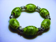 ART GLASS BRACELET