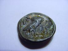 ANCIENT GREEK COIN COPY