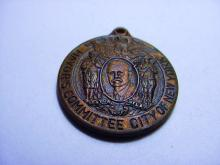 1921 NEW YORK SPORTS MEDAL