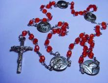 POPE JOHN PAUL II ROSARY BEADS
