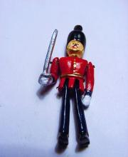 METAL TOY SOLDIER PENDANT