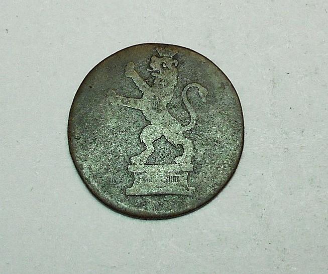 1790 AUSTRIA 1 HELLER