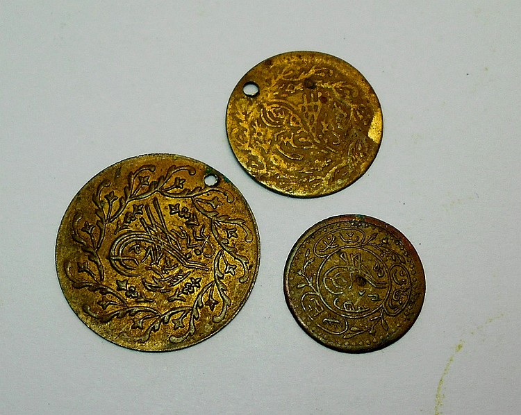 UNUSUAL COIN LOT