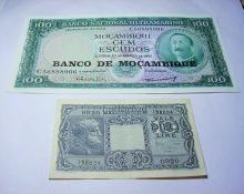 BANKNOTE LOT