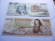 MEXICO BANKNOTE LOT