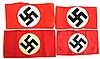 WWII GERMAN NSDAP ARMBAND LOT