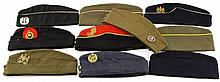 GARRISON SIDE CAP LOT OF 10 UK
