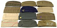 GARRISON SIDE CAP LOT OF 12