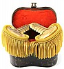 19th CENTURY ARTILLERY GOLD BULLION EPAULETTES