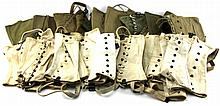 WWI US CANVAS GAITER LOT
