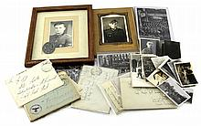 WWII GERMAN PHOTOS LETTERS & EPHEMERA