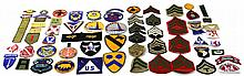 OVER 50 MIXED US PATCHES