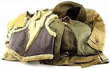 US MILITARY & SHOOTER'S JACKET LOT
