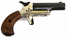 COLT 4TH MODEL DERRINGER .22 SHORT SIDE SWING