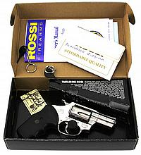 ROSSI MODEL 352 STAINLESS 5 SHOT REVOLVER .38 SPL