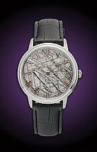 GENTLEMAN'S AUTOMATIC METEORITE WATCH